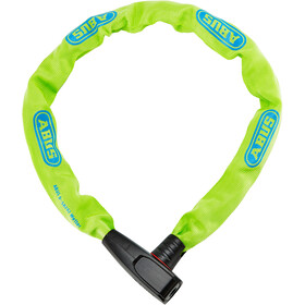 ABUS Catena 6806 Chain Lock 75cm, neon green